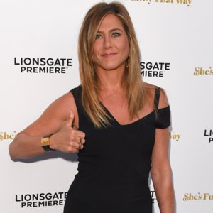 Jennifer Aniston at She's Funny That Way Premiere in LA
