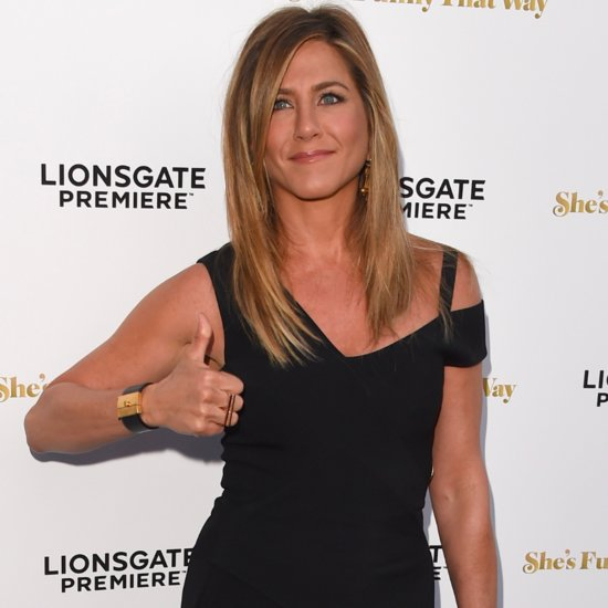 Jennifer Aniston Has That Newlywed Glow! See Her First Postwedding Appearance