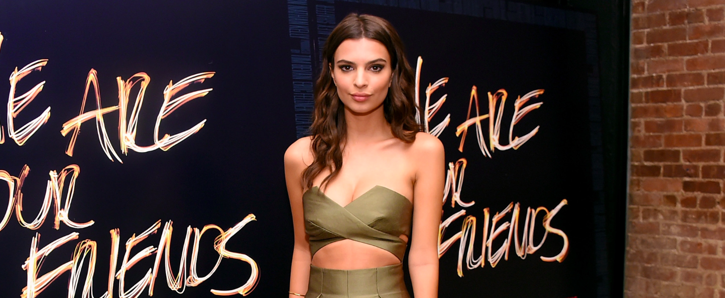 Emily Ratajkowski's Red Carpet Style Is Pretty Much Flawless