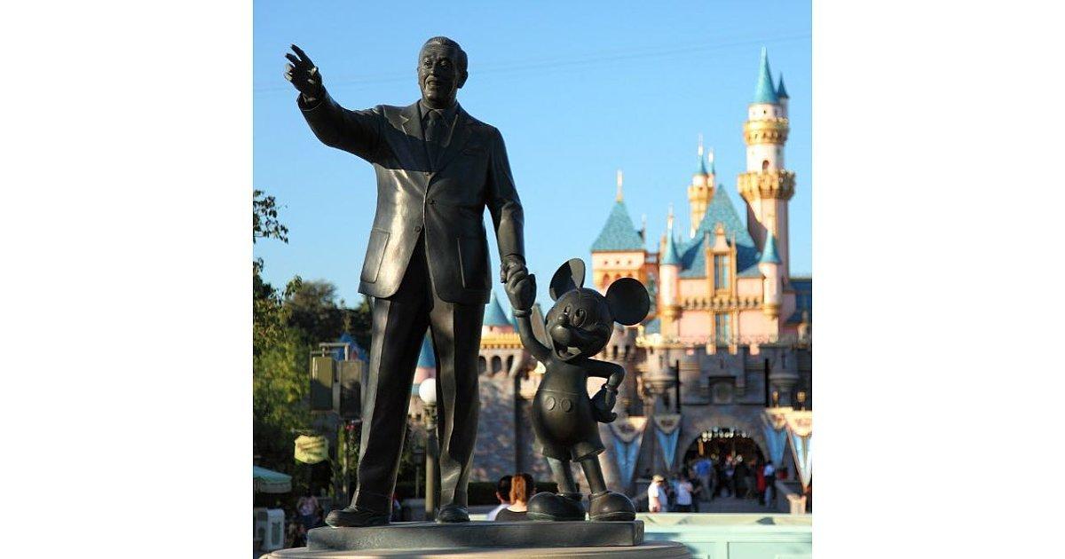 The Magic Of Walt Disney 33 Things That Make Disneyland