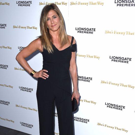 Jennifer Aniston Talks Married Life to Justin Theroux