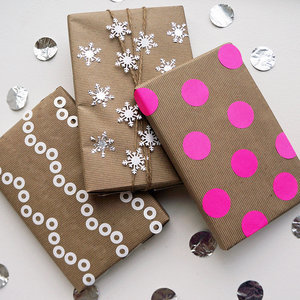 Uses for Wrapping Paper
