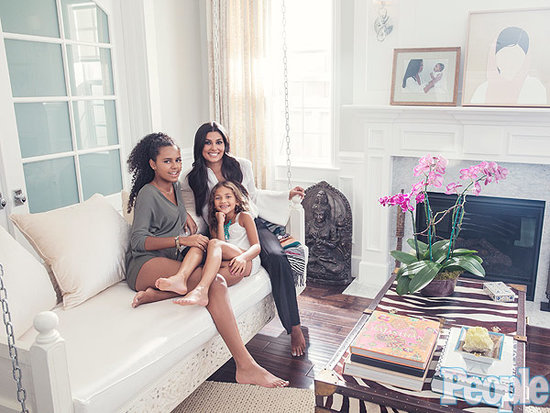 Rachel Roy's Daughters Get the Most Stylish Hand-Me-Downs - Straight from Mom's Closet!