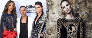 Everything We Know About H&M x Balmain So Far