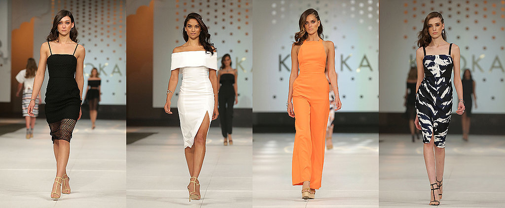The Kookai Spring Summer Runway Was Even Sexier Than You Would Expect