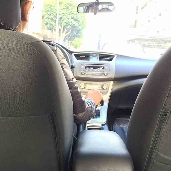 Life Lessons From Uber Drivers