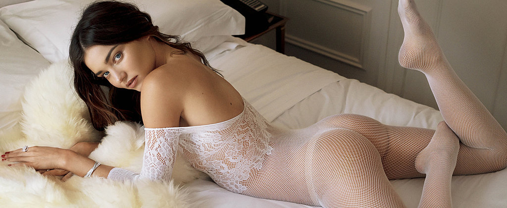This NSFW Supermodel Shoot Is 100 Percent the Hottest Thing We've Seen All Week
