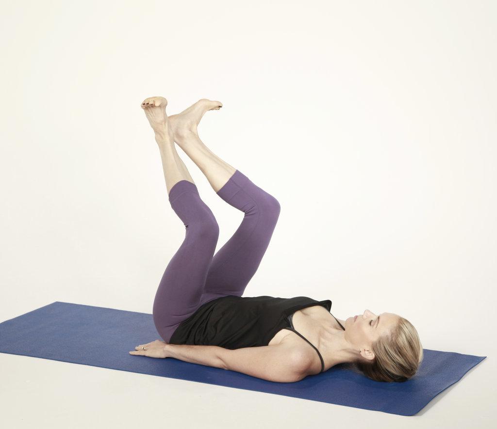 Pilates Inverted Plié