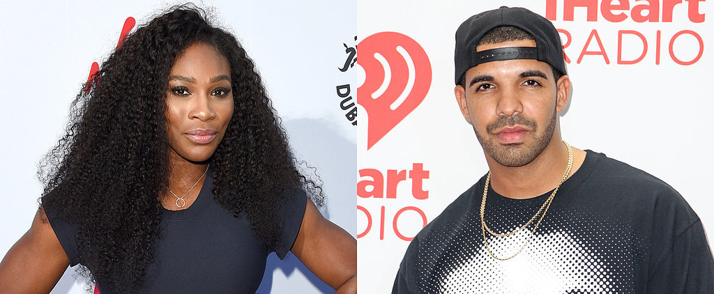 Here's How the Internet Reacted to Drake and Serena Williams's Steamy Liplock