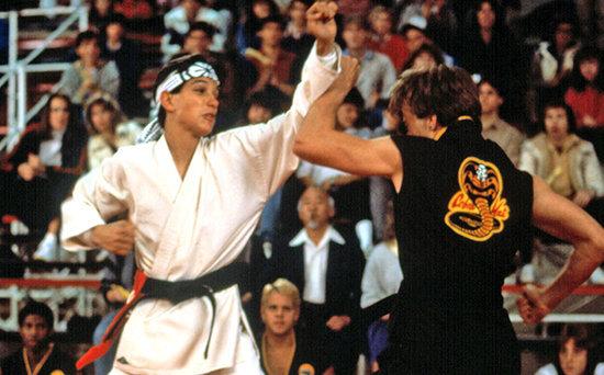 FROM EW: Is Ralph Macchio the True Villain of The Karate Kid?