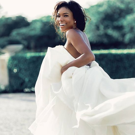 Dwyane Wade and Gabrielle Union Wedding Pictures 2014