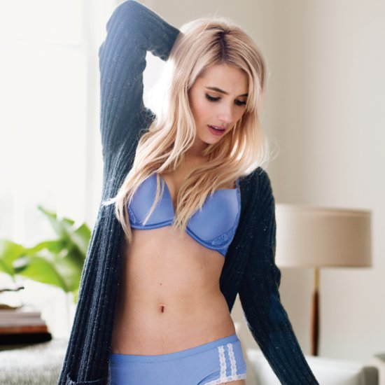Emma Roberts's Unretouched Aerie Campaign Will Inspire You to Embrace Your Body