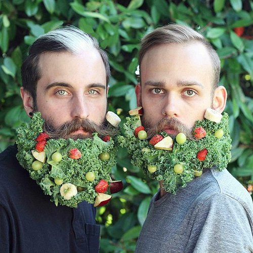 Decorated Gay Beards Instagram