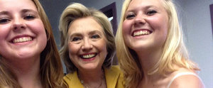 Meet the Presidential Selfie Girls