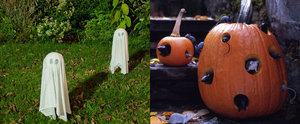 Get Inspired by These Creative Outdoor Halloween Ideas
