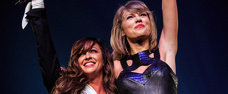 """Taylor Swift and Alanis Morissette Just Slayed a """"You Oughta Know"""" Duet"""