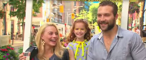 A 6-Year-Old Girl Got 2 Very Famous Customers at Her Charity Lemonade Stand