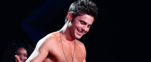 9 Perfectly Good Reasons Zac Efron Has For Going Shirtless