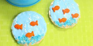 6 Summer-Fun Crafts For You And Your Little Fishes