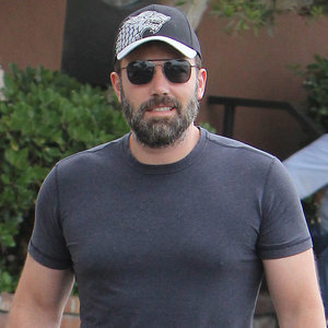 Ben Affleck Smiling in LA August 2015 | Photos