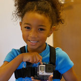 Here's What Happens When You Attach a GoPro to Your Kindergartner on the First Day of School