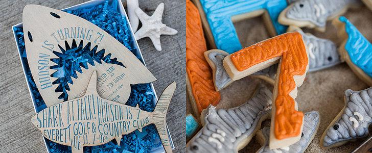 Ba-Dum, Ba-Dum! How to Throw Your Kiddo a Fierce Shark Birthday Party