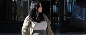 Kim Kardashian Is the Most Stylish Pregnant Lady, and Here's Proof