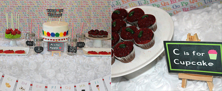 Celebrate Going Back to School With This Adorable Themed Party