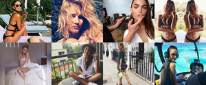 The 34 Prettiest Celebrity Candids of the Week