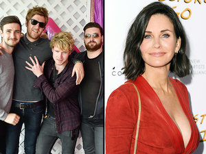 Watch Kodaline's 'Love Will Set You Free' Video (Courteney Cox Was So 'Blown Away' By the Song She Directed It in Her Own Home!)