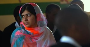 'He Named Me Malala' Trailer Brings The Nobel Prize Winner's Story To The Big Screen