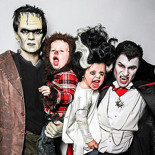 Halloween Costume Ideas For the Family
