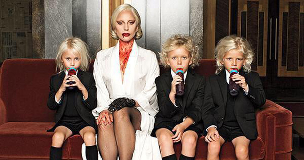 "Meet Lady Gaga's ""Magical Children"" From American Horror Story: Hotel"