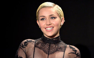 FROM EW: Miley Cyrus to Headline Hilarity for Charity's 2015 Variety Show: James Franco's Bar Mitzvah