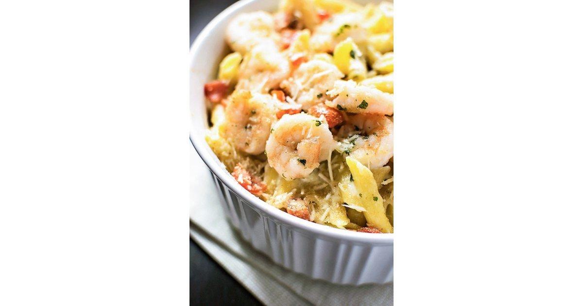Olive Garden 39 S Baked Parmesan Shrimp 50 Popular Restaurant Dishes Hacked Popsugar Food