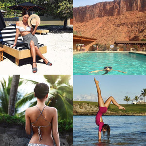 What Fashion Insiders Do on Their Summer Vacay
