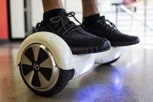 If This Isn't A Hoverboard, Then What Is It?