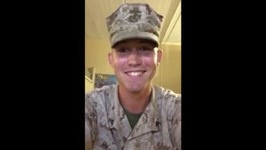 Marine Asks Ronda Rousey to Marine Corps Ball