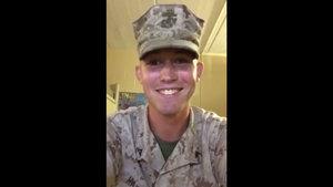 Marine Asks Ronda Rousey to Marine Corps Ball