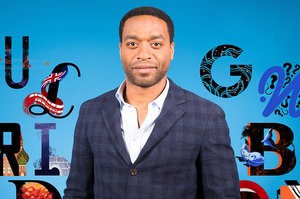 The Alphabet According To Chiwetel Ejiofor