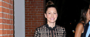Jessica Biel Looks Adorably Happy During a Girls' Night Out in LA