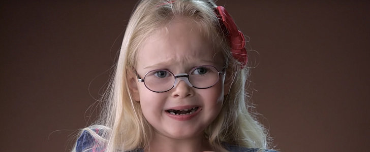 See Which Candy Has These Kids Making Disgusted Faces in Slow Motion