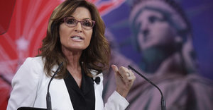 Sarah Palin Slams ESPN For Suspending Curt Schilling Over Anti-Muslim Tweet