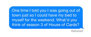 These Texts to an Ex Are Hilariously Clever