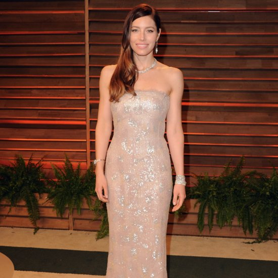 Jessica Biel Talks About Baby Silas Video August 2015