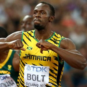 Video: Usain Bolt Hit By Segway