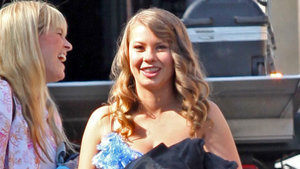 Bindi Irwin Steps Out in Costume for 'DWTS' Photo Shoot