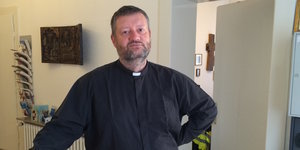 What One Priest In Germany Is Doing To Address The Refugee Crisis