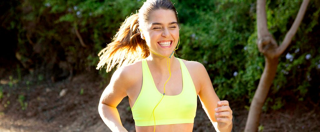 This Positive Playlist Will Make You Love Running