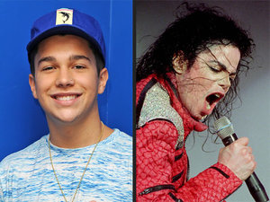 Drop Everything and Watch Austin Mahone Dance Like Michael Jackson